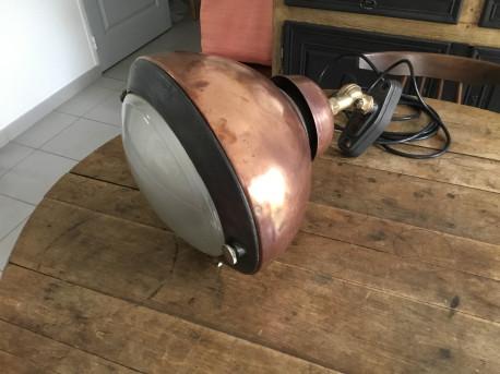 Lampe de rue Philips vintage