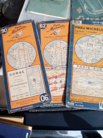 Cartes Michelin