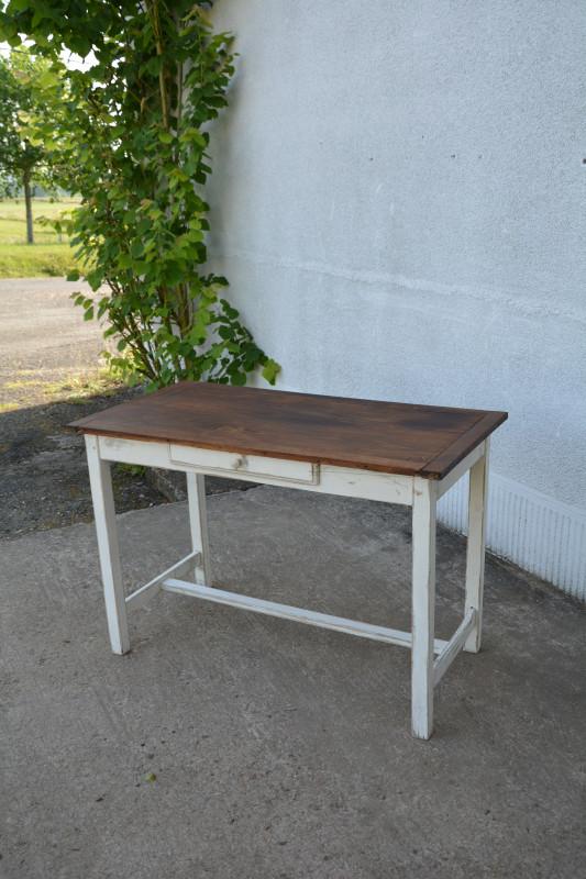 table de ferme ancienne les vieilles choses. Black Bedroom Furniture Sets. Home Design Ideas