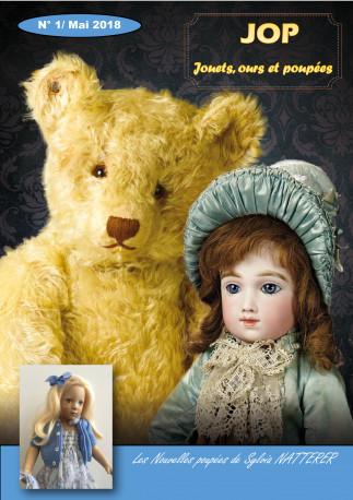 Revue JOP (jouets, ours et poupées)