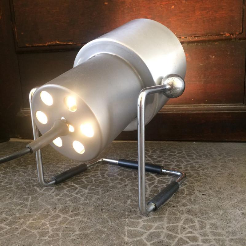 lampe poser orientable style industriel vintage les vieilles choses. Black Bedroom Furniture Sets. Home Design Ideas