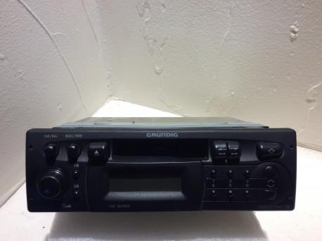 Autoradio k7 Grunding