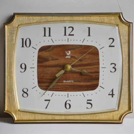 horloge de cuisine vintage jaz les vieilles choses. Black Bedroom Furniture Sets. Home Design Ideas