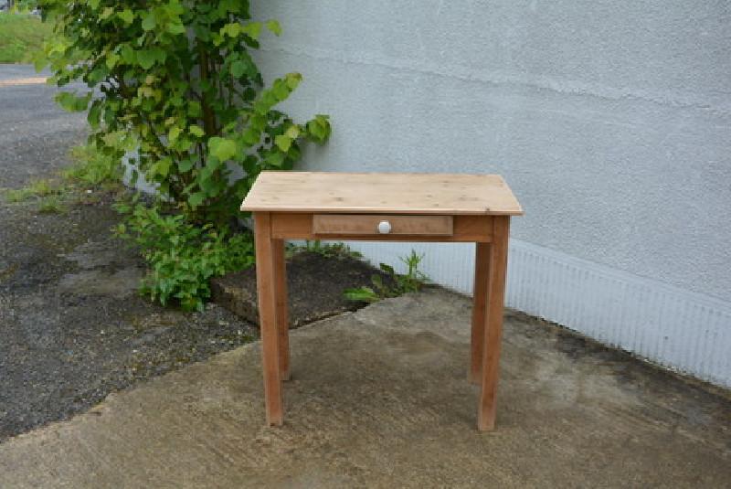 Petite Table De Ferme Bureau Console