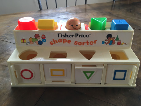Fisher Price USA 1974 Vintage
