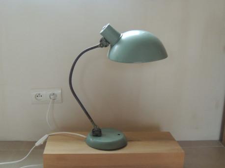 lampe vert sauge vintage