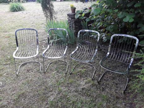Lot de 4 chaises Cidue