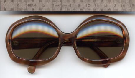 Lunettes de Soleil Vintages PLAYGIRL, Années 70