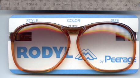 Lunettes de Soleil Vintages RODYL, Années 70