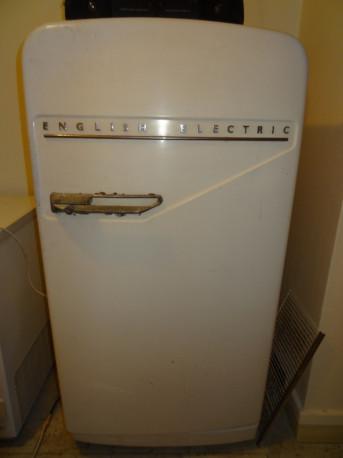 Réfrigérateur English Electric Vintage