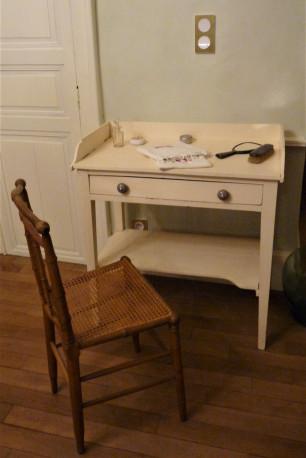 Table de toilette / coiffeuse