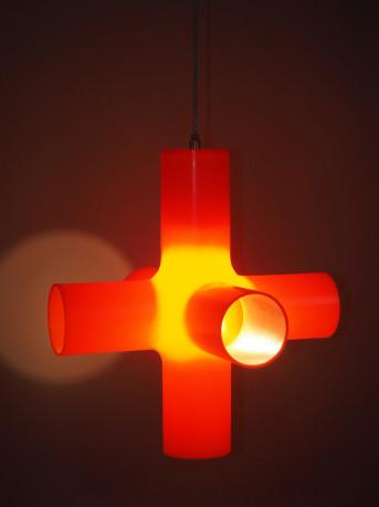 Suspension dark crosslight Jan Melis & Ben Oostrum