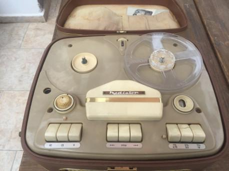 Mediator Vintage Radio a bande