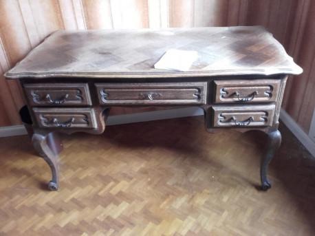 bureau style louis 16 vintage les vieilles choses. Black Bedroom Furniture Sets. Home Design Ideas