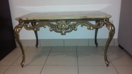 Table basse style Italien en marbre ancienne