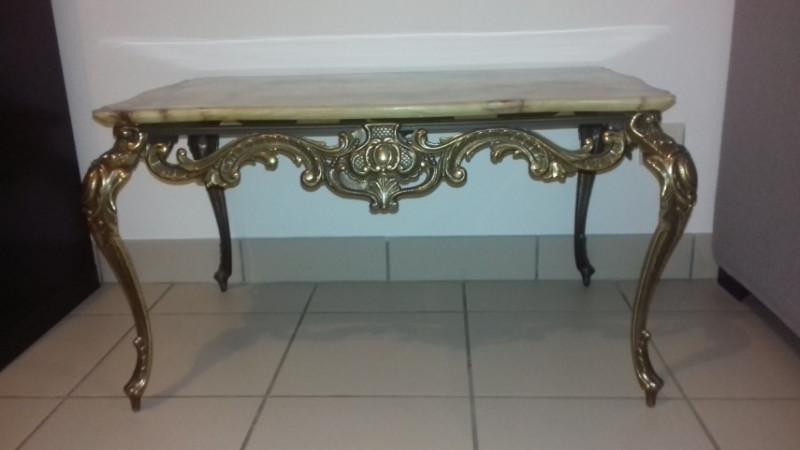 Table Basse Style Italien En Marbre Ancienne Les Vieilles Choses