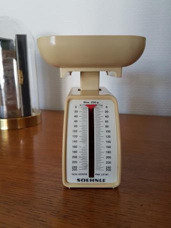 Balance Soehnle 80's vintage