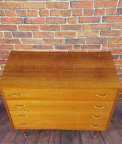 Commode scandinave années 50