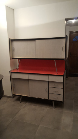 Buffet vintage formica