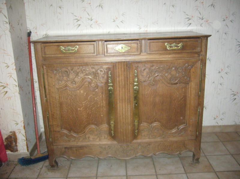 buffet ancien annees 40 50 les vieilles choses. Black Bedroom Furniture Sets. Home Design Ideas