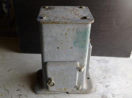 Socle fonte industriel vintage