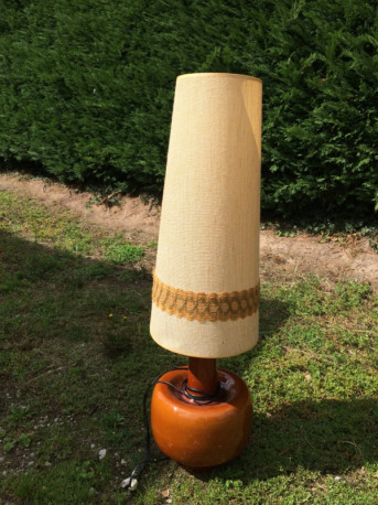 Lampe à poser vintage