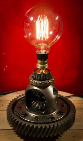 Lampe Design Mécanique vintage