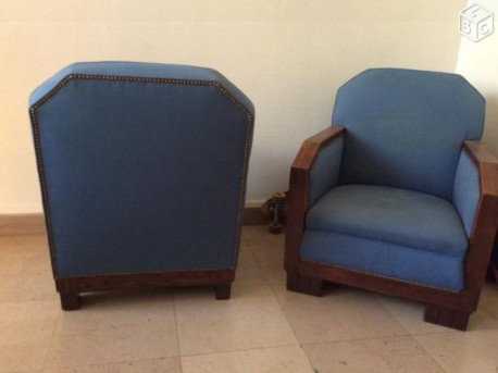 fauteuils 1950