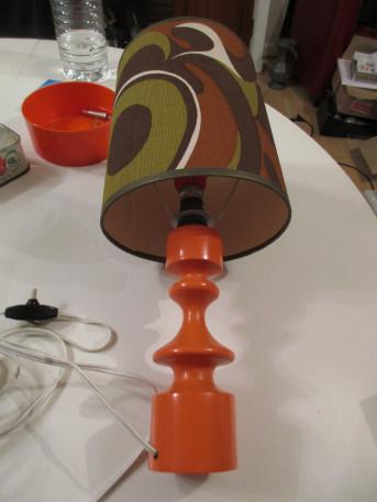Lampe 60/70s Vintage Origine
