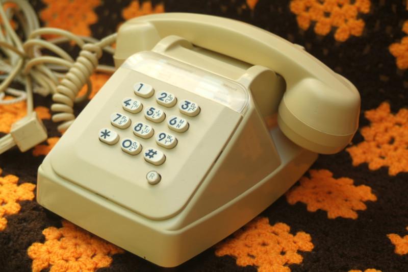 Téléphone Vintage Les Vieilles Choses