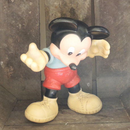 FIGURINE MICKEY MOUSE VINTAGE