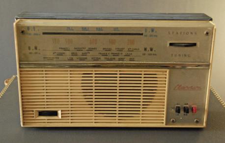 Radio Clarson vintage