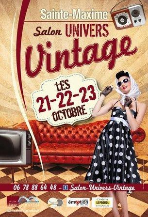 Salon Univers Vintage Ste Maxime