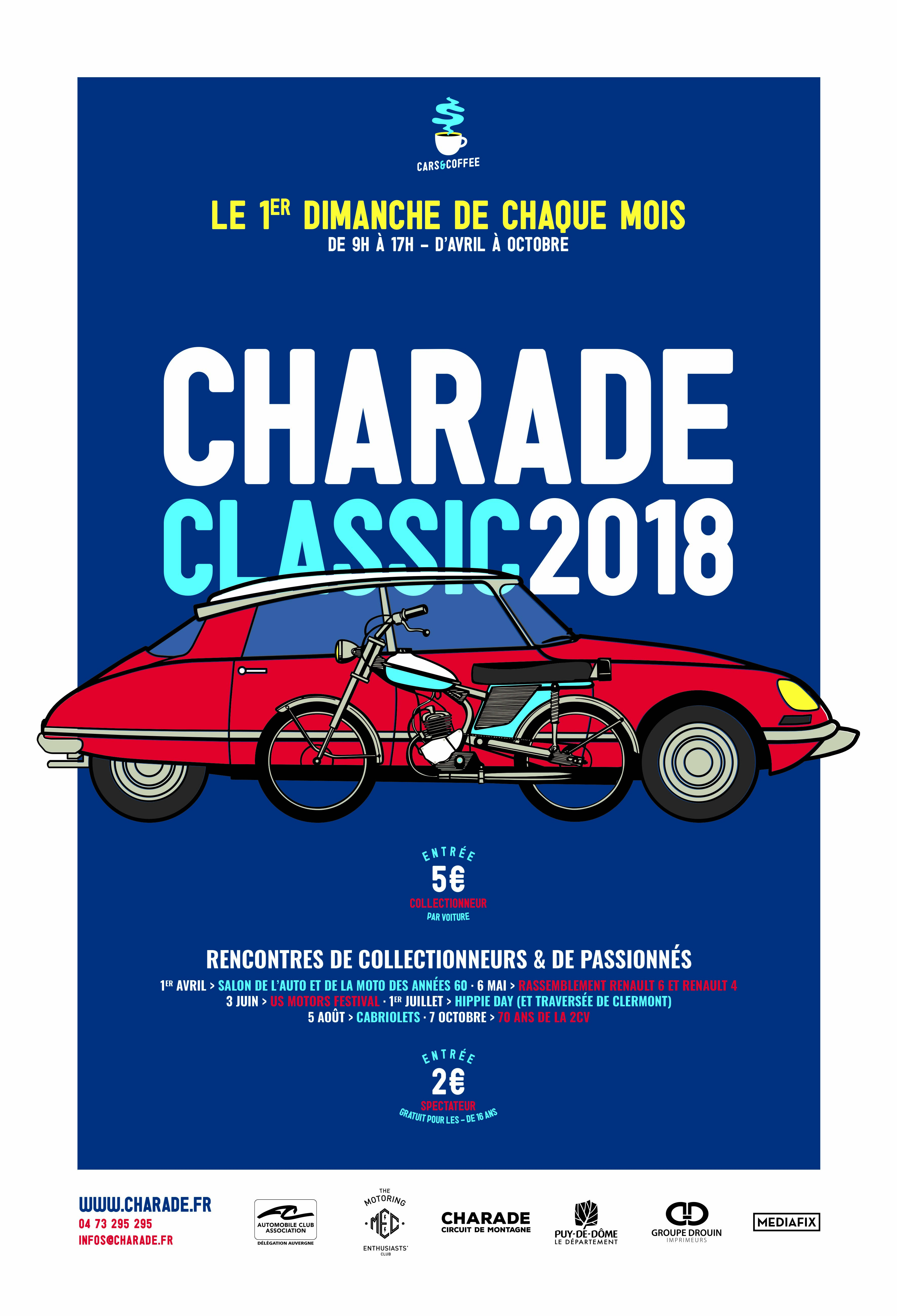 Charade Classic