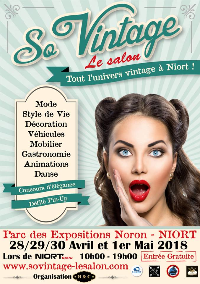 So Vintage le Salon - Niort 79