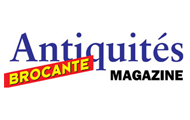 logo antiquité brocante