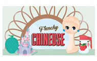 logo frenchy chineuse