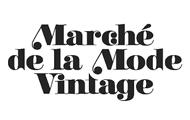 logo marché de la mode vintage